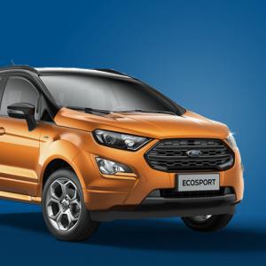 Ford EcoSport - SUV