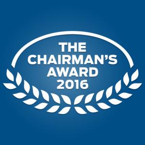 Chairman´s Award - Auszeichnung