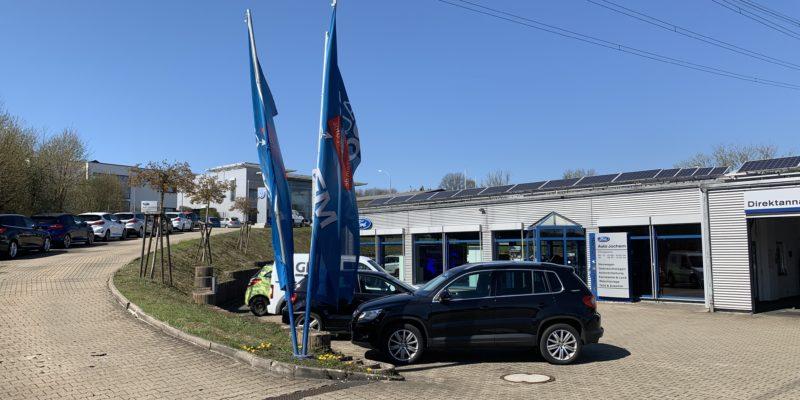 Auto Jochem - Unser Ford Standort in Illingen