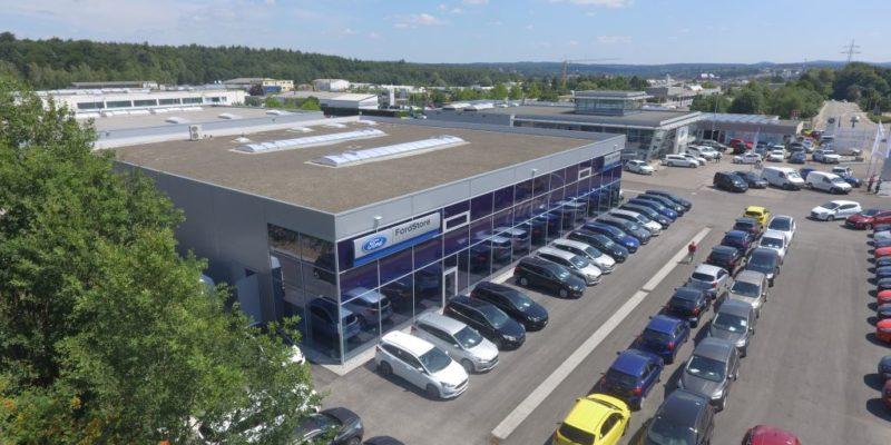 Auto Jochem FordStore - Unser Ford Standort in St. Ingbert