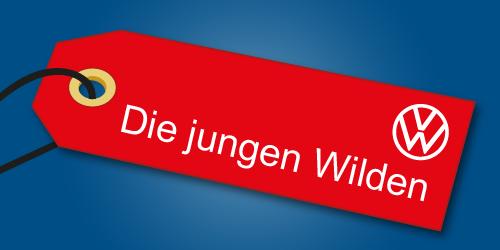 VW - Die jungen Wilden bei Auto Jochem