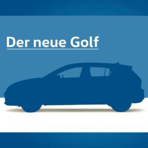 Der neue Golf bei Auto Jochem - Golf 8