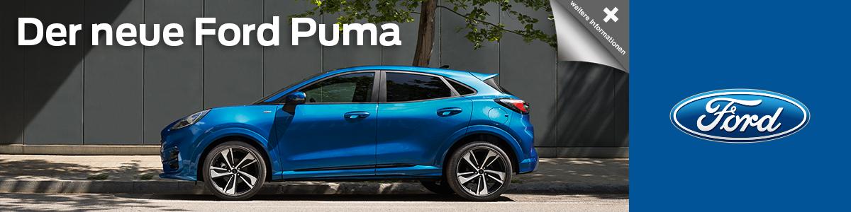Der neue Ford Puma bei Auto Jochem