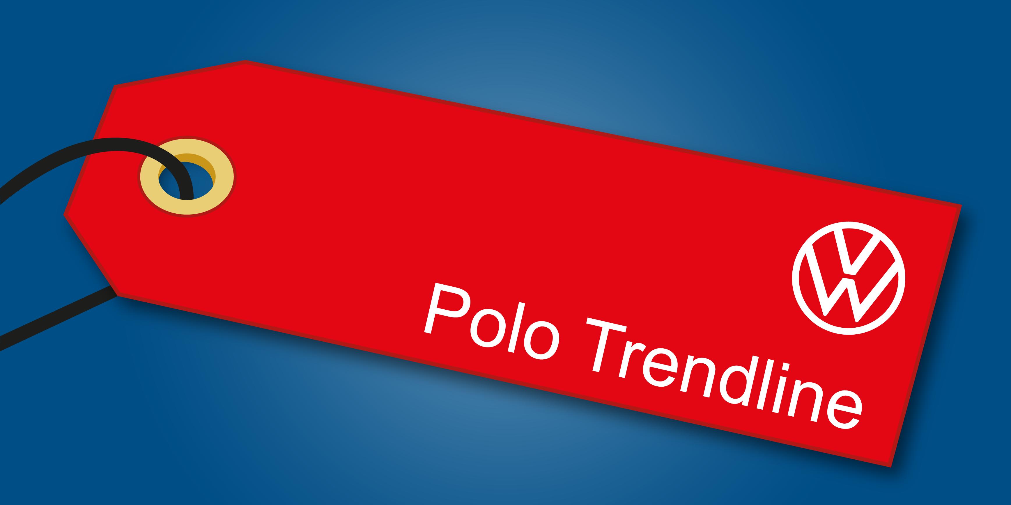 Angebot - Volkswagen Polo Trendline bei Auto-Jochem