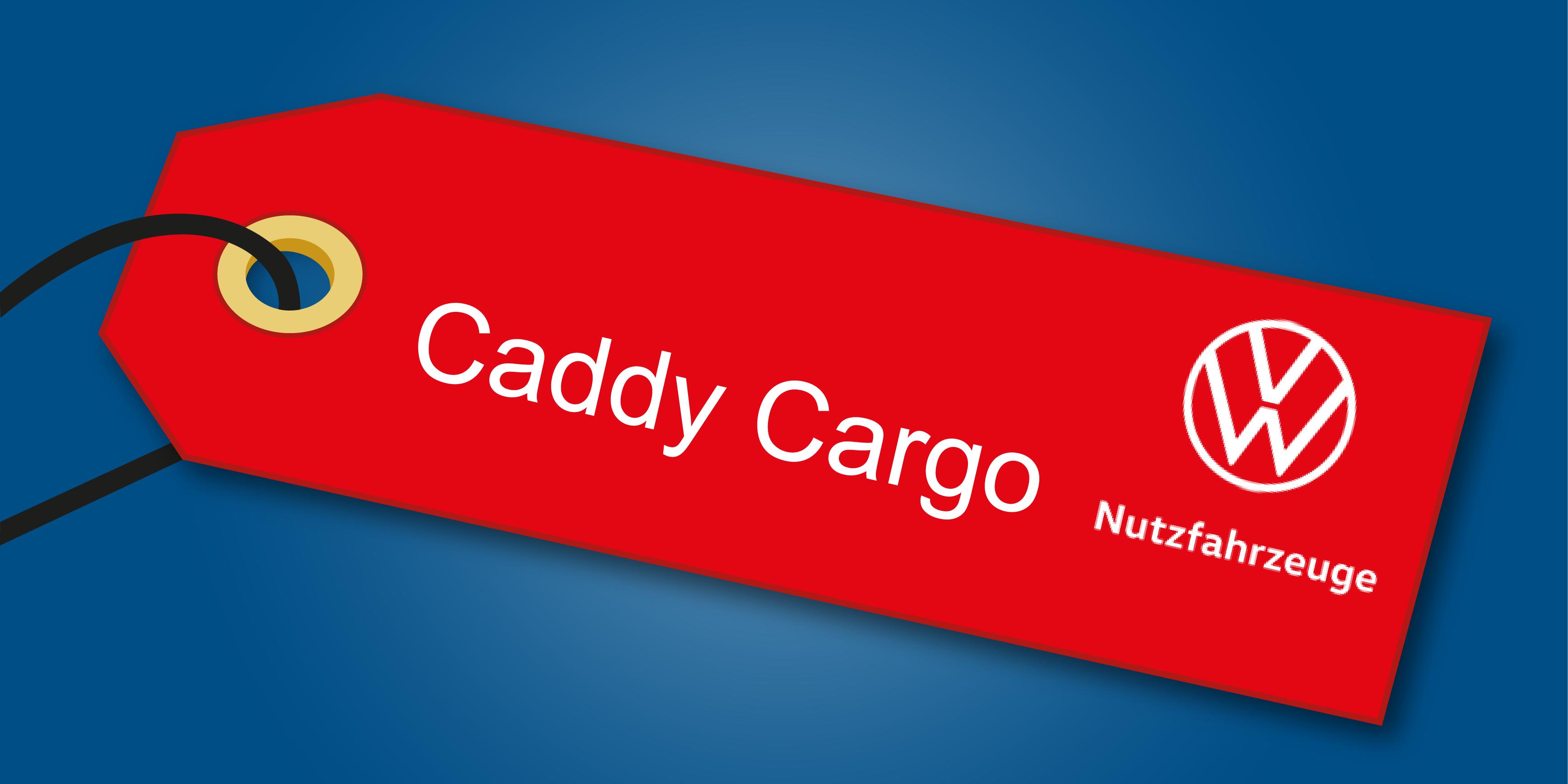 Volkswagen Nutzfahrzeuge | Caddy Cargo bei Auto-Jochem