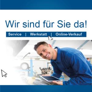 Wir sind für Sie da | Auto-Jochem GmbH