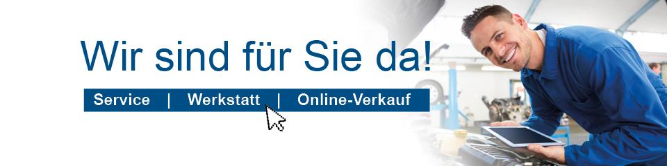 Wir sind für Sie da   Auto-Jochem GmbH