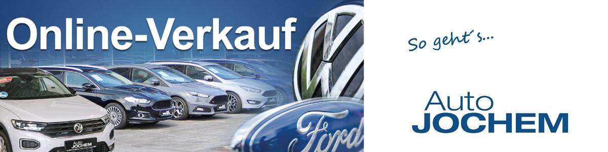 Online-Verkauf bei Auto-Jochem GmbH