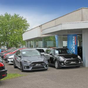 Gebrauchtwagen-Center in St. Ingbert | Auto-Jochem GmbH