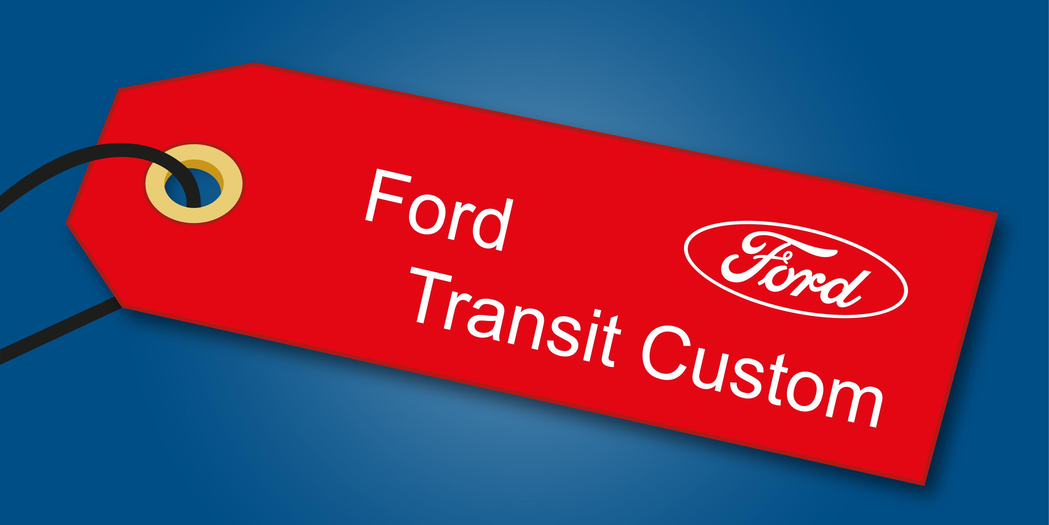 Ford Gewerbewochen bei Auto Jochem - Angebot Ford Transit Custom