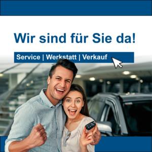 Wir sind für Sie da - Auto-Jochem GmbH