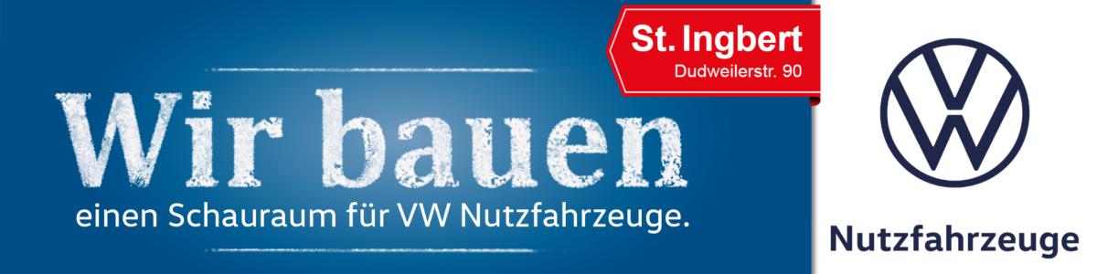 Volkswagen Nutzfahrzeuge bei Auto-Jochem in St. Ingbert