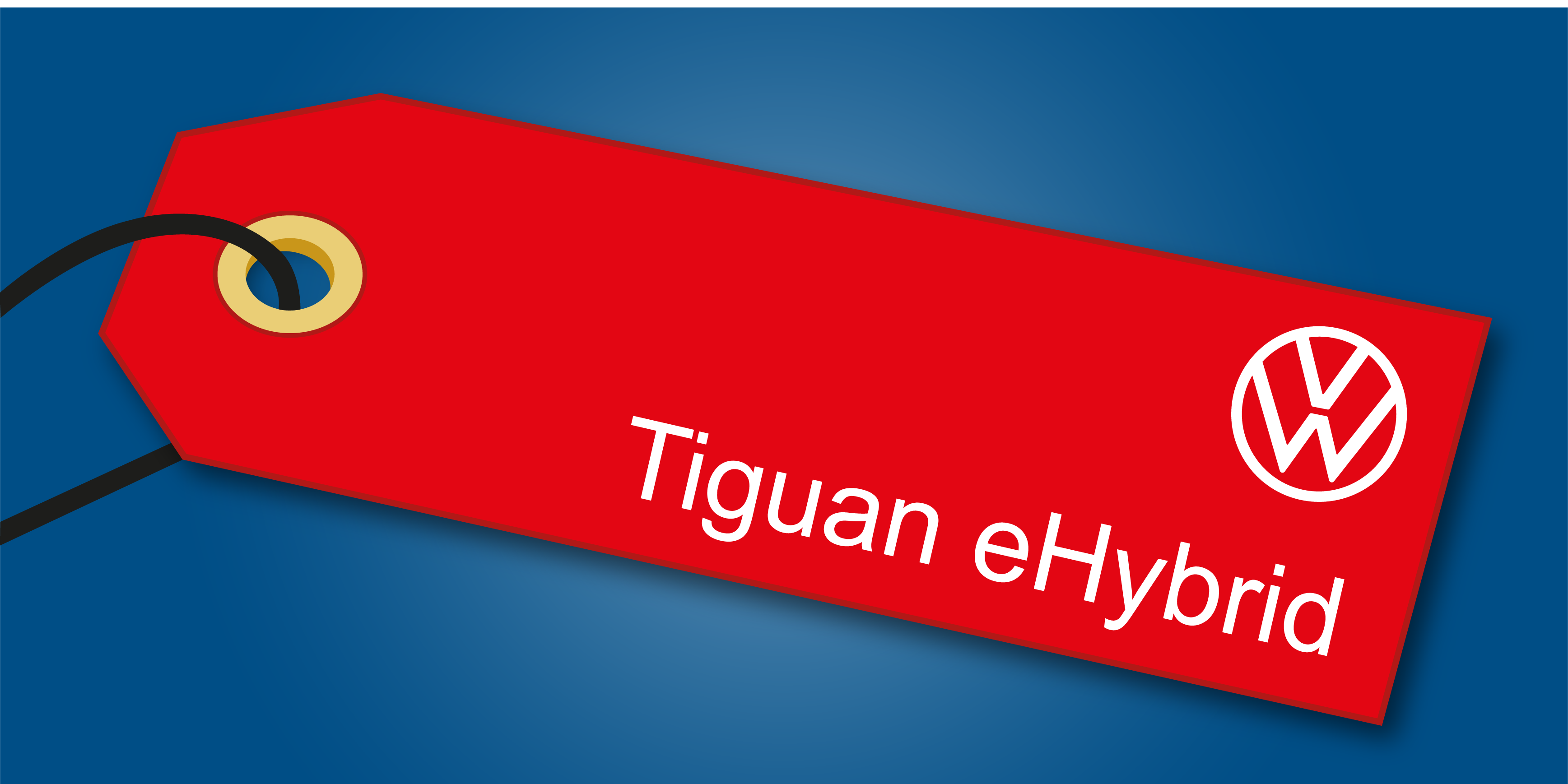 Angebot Volkswagen Tiguan eHybrid bei Auto-Jochem