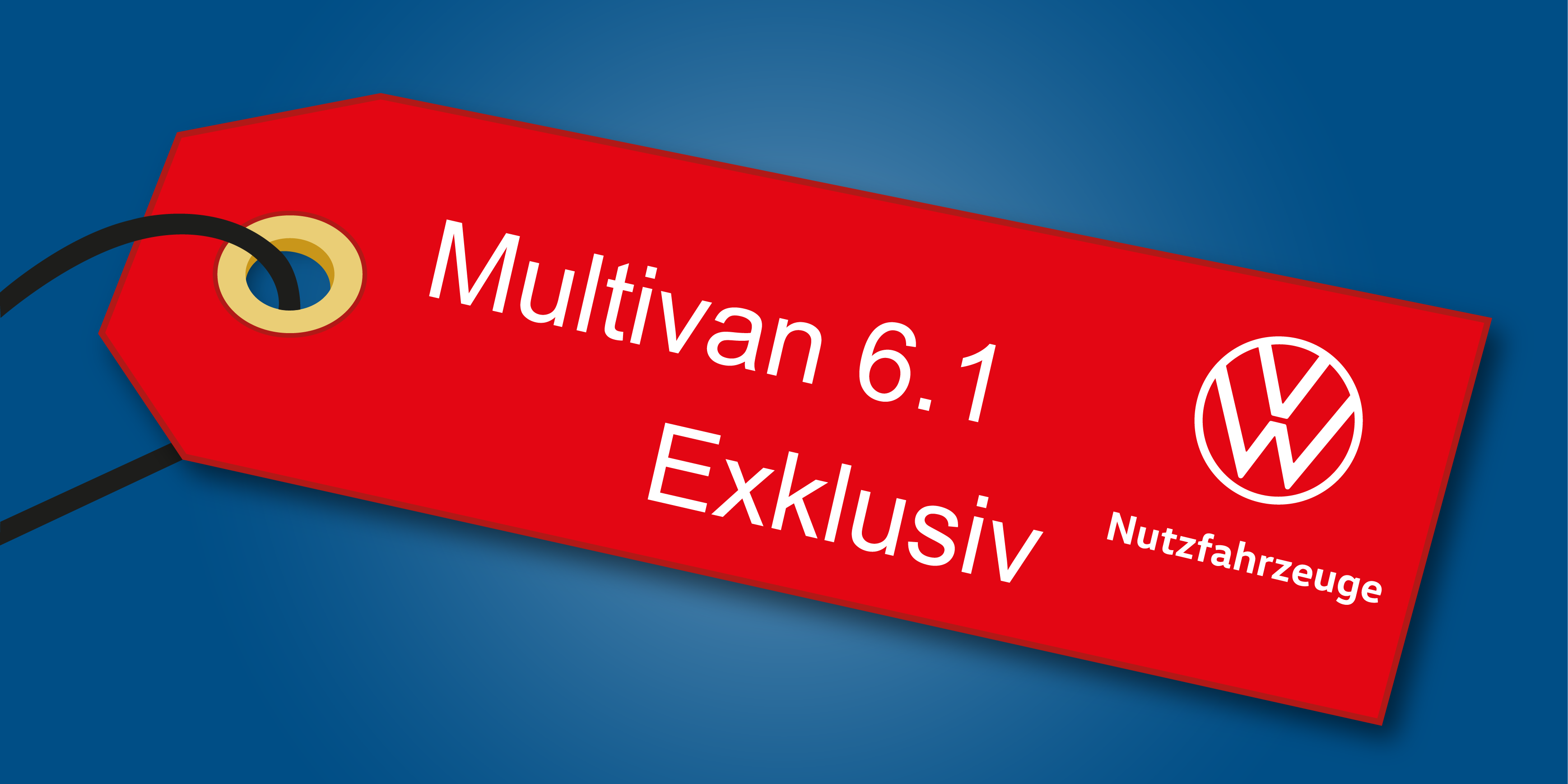 Angebot Volkswagen Nutzfahrzeuge Multivan 6.1 - Auto-Jochem