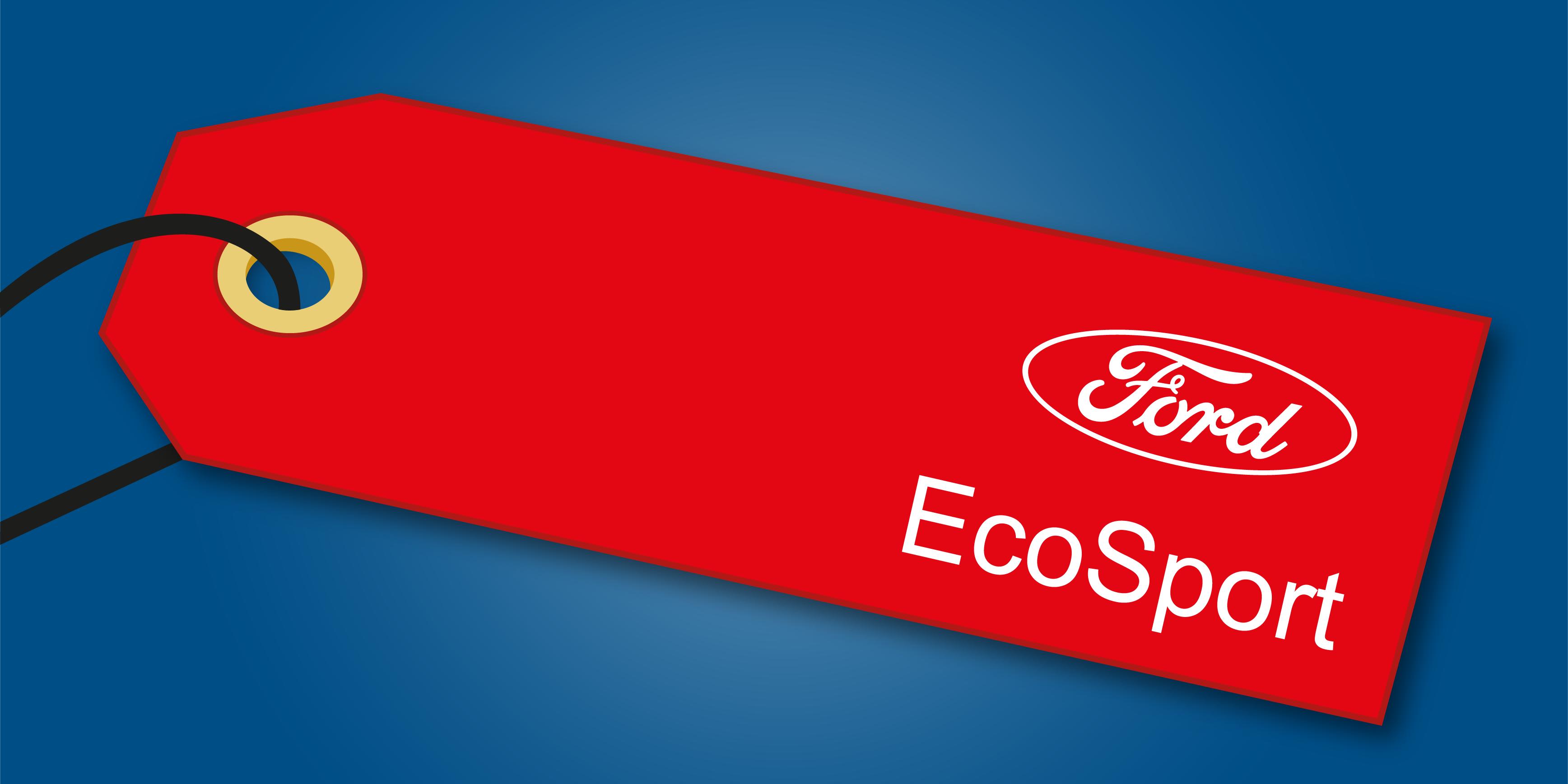 Angebot - Ford EcoSport bei Auto-Jochem GmbH