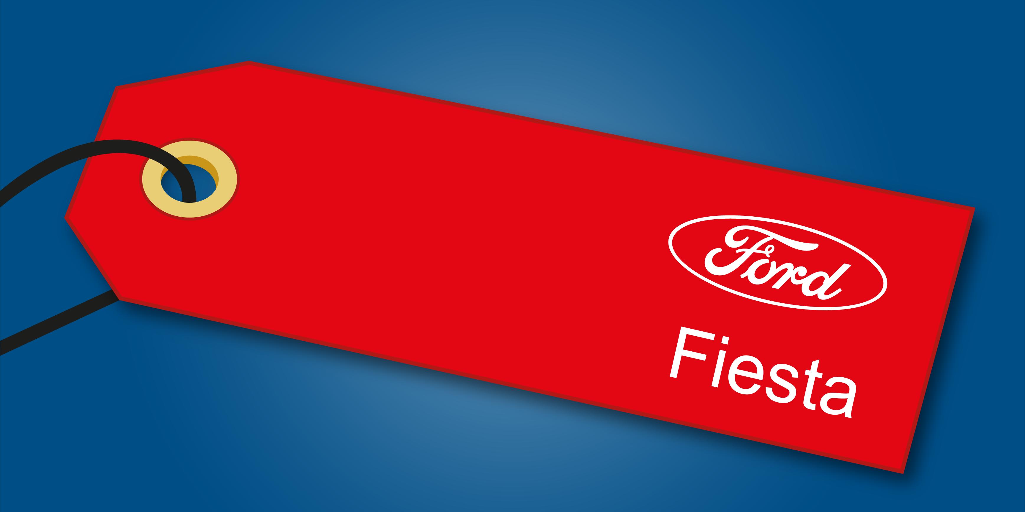 Angebot - Ford Fiesta bei Auto-Jochem GmbH