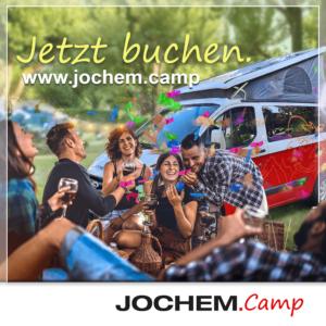 Jetzt buchen - Camper von Jochem.Camp